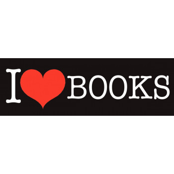 I Love Reading Bookmarks Gresswell Specialist Resources
