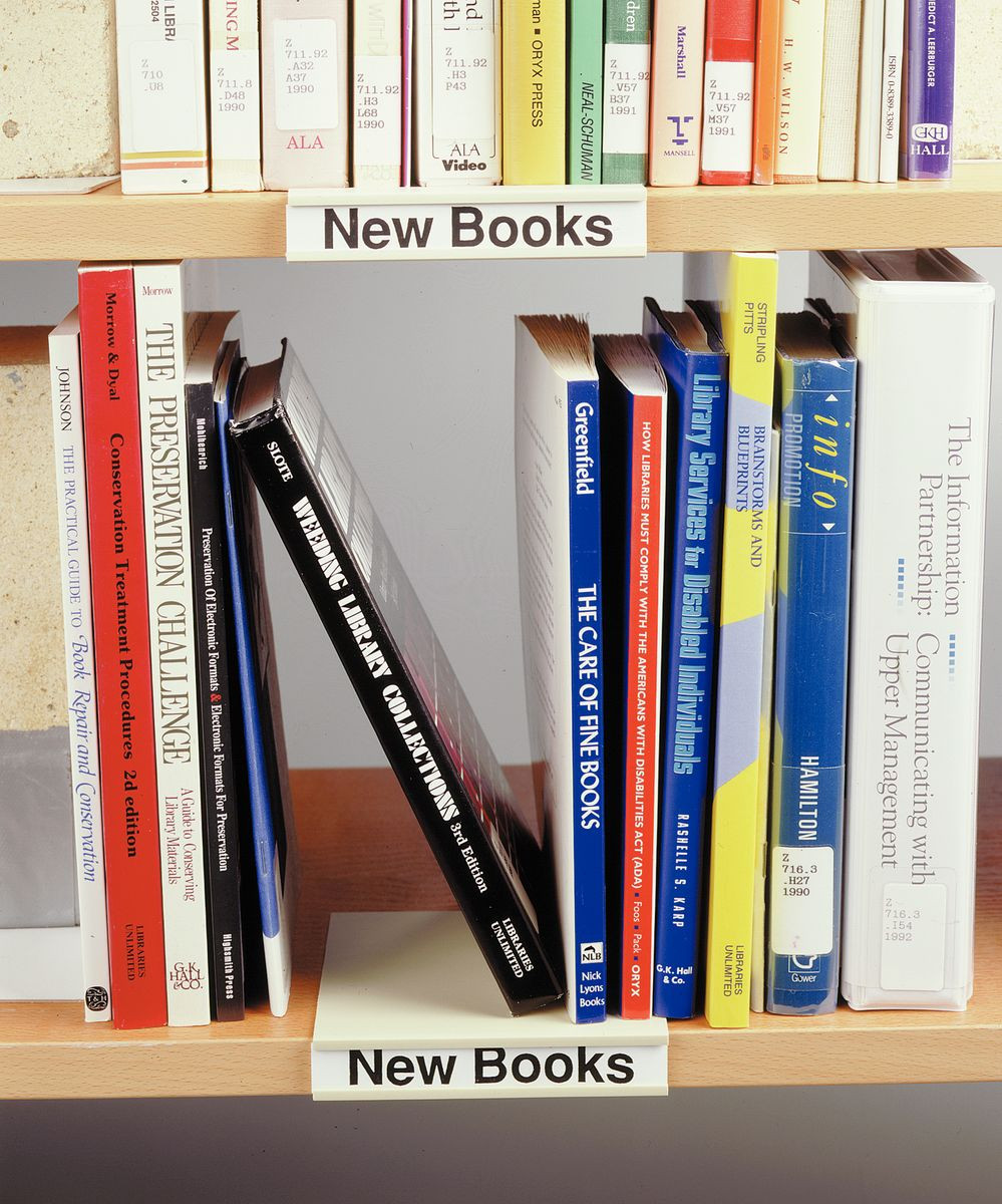 picture about Library Shelf Labels Printable named Shelf Driving Signage