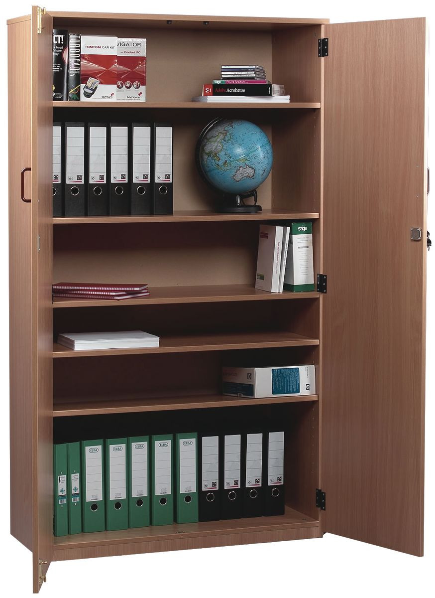 Bookcases And Stock Cupboards