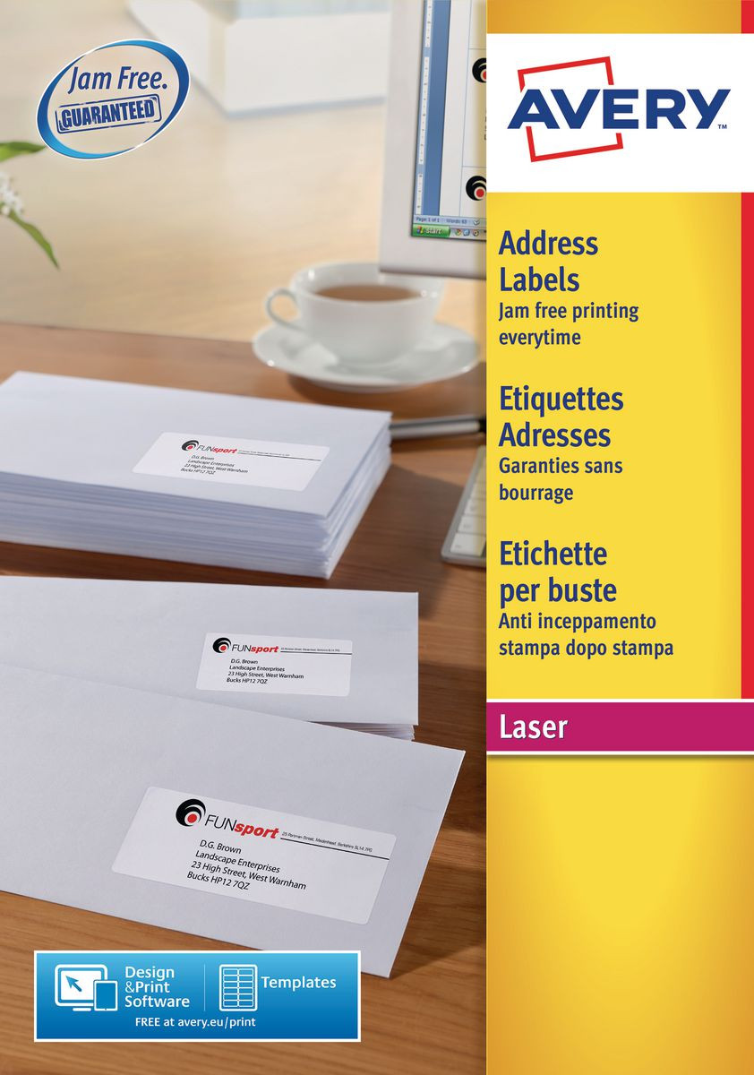 avery quickpeel white address labels gresswell specialist