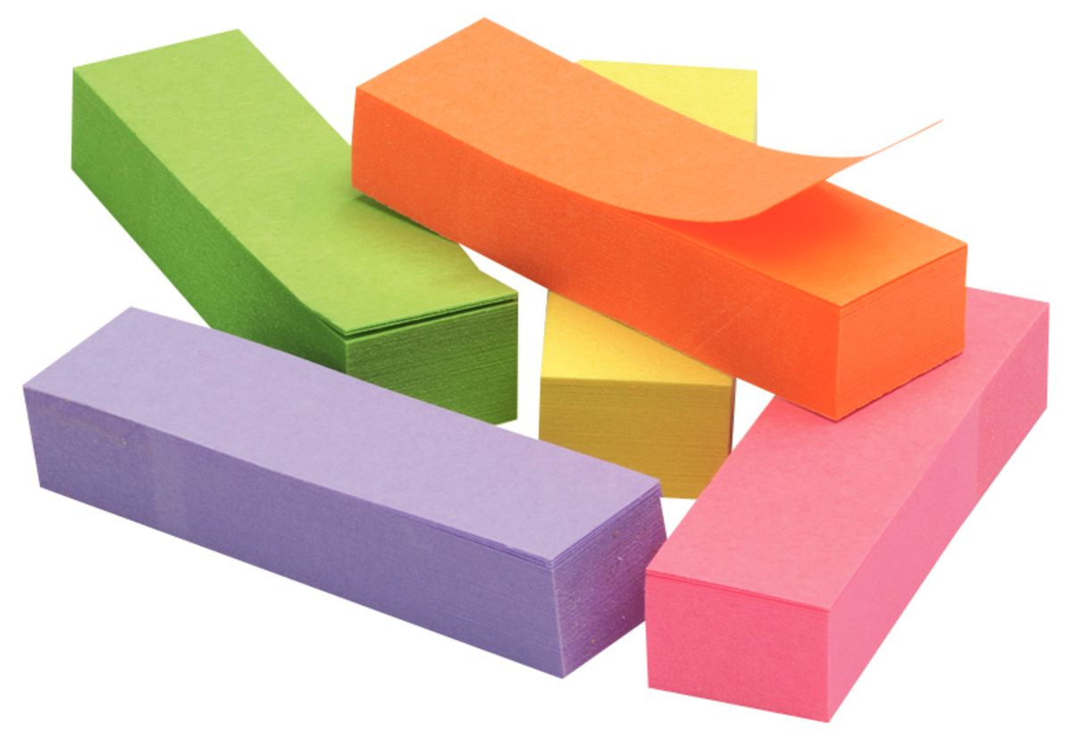 Home > Post-it® Thin Strips >