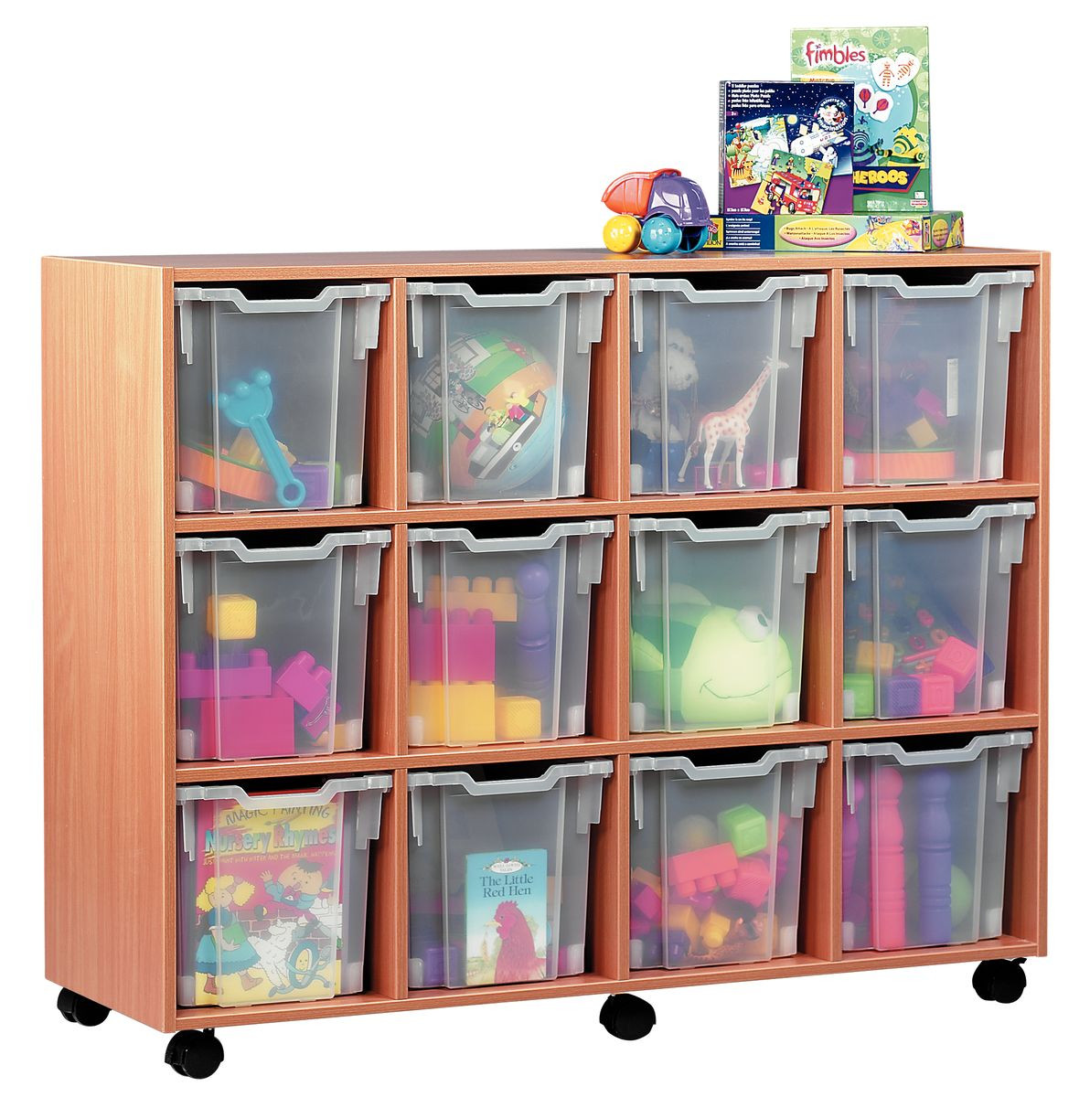 jumbo tray storage unit -