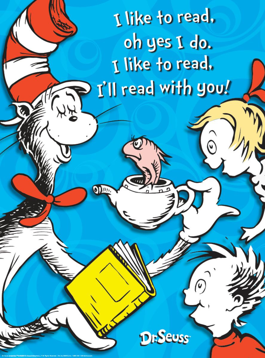 dr seuss� reading promotions gresswell specialist