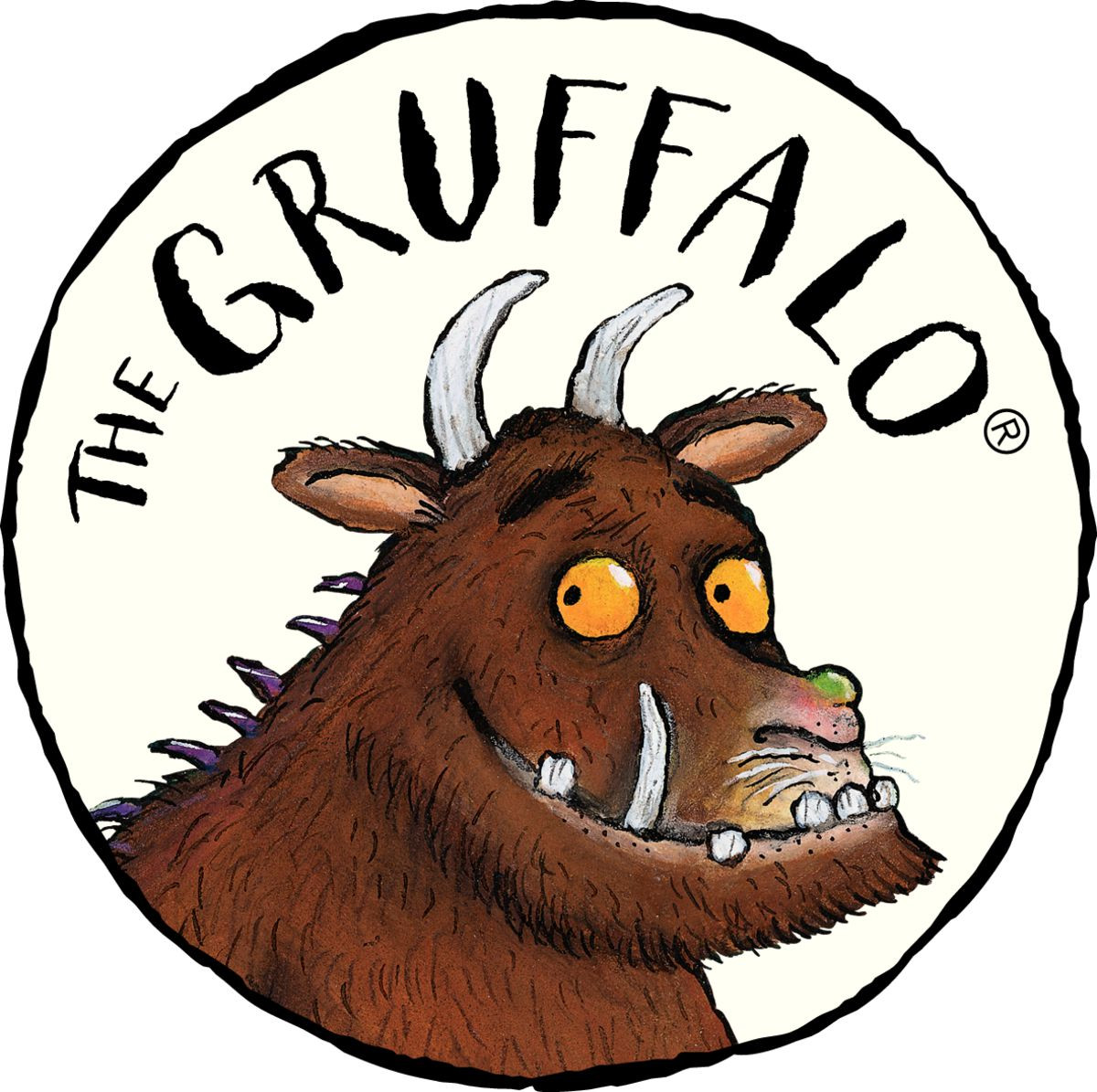 gruffalo cut out characters gresswell specialist border clipart for word border clip art free