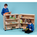Hinged Bookcases