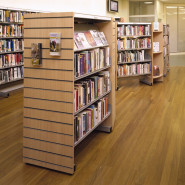 Demco Cantilibra Shelving End Panels