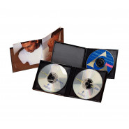 Single and Double CD Cases