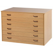 Six Drawer Plan Chest