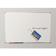 Ultra-smooth Magnetic Whiteboard