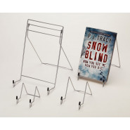 Wire Book Stands
