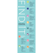 Dewey© Find It Poster and Bookmarks