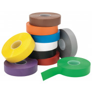Colour-coded PVC Tape