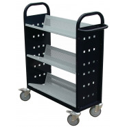 Aluminium Single Sided Trolleys