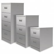 Demco® Metal Filing Cabinets