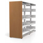 Demco Cantilibra Double-Sided Shelving