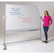 Economy Revolving Whiteboards