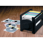 CD/DVD Hanging File System