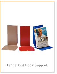 Tenderfoot Book Supports - Bestsellers