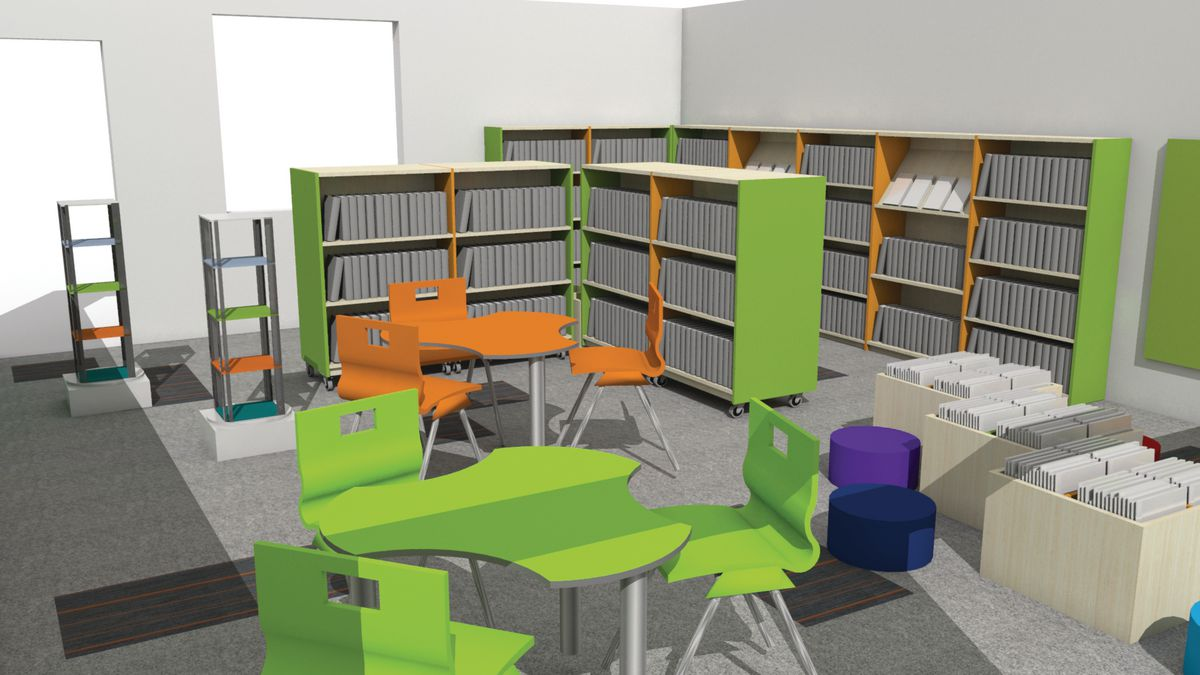 Primary school library packages - Gresswell