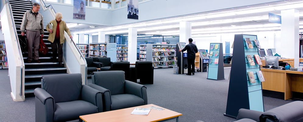 Create an inspiring and flexible learning environment