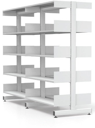 Cantilibra library shelving that stands the test of time - Gresswell