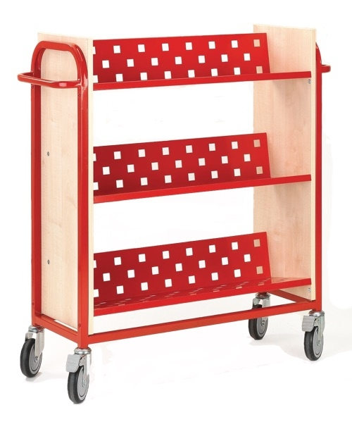 Win a Demco Hinkley Library Book Trolley