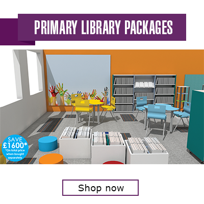 Gresswell Primary - Library Packages
