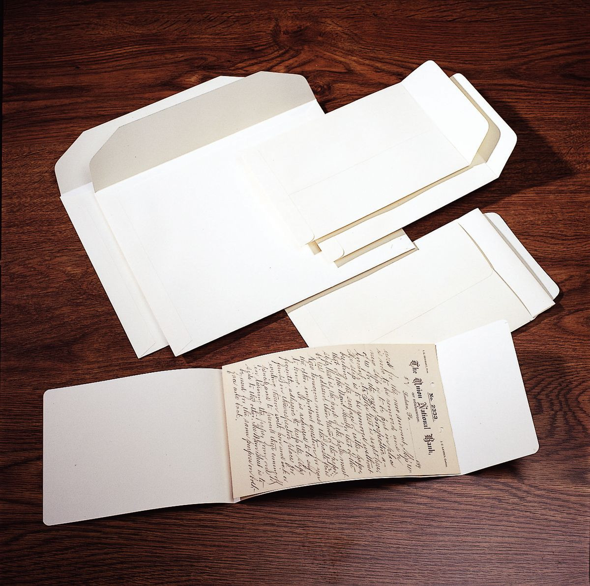 Archival Envelopes Paper Gresswell Specialist Resources For Libraries