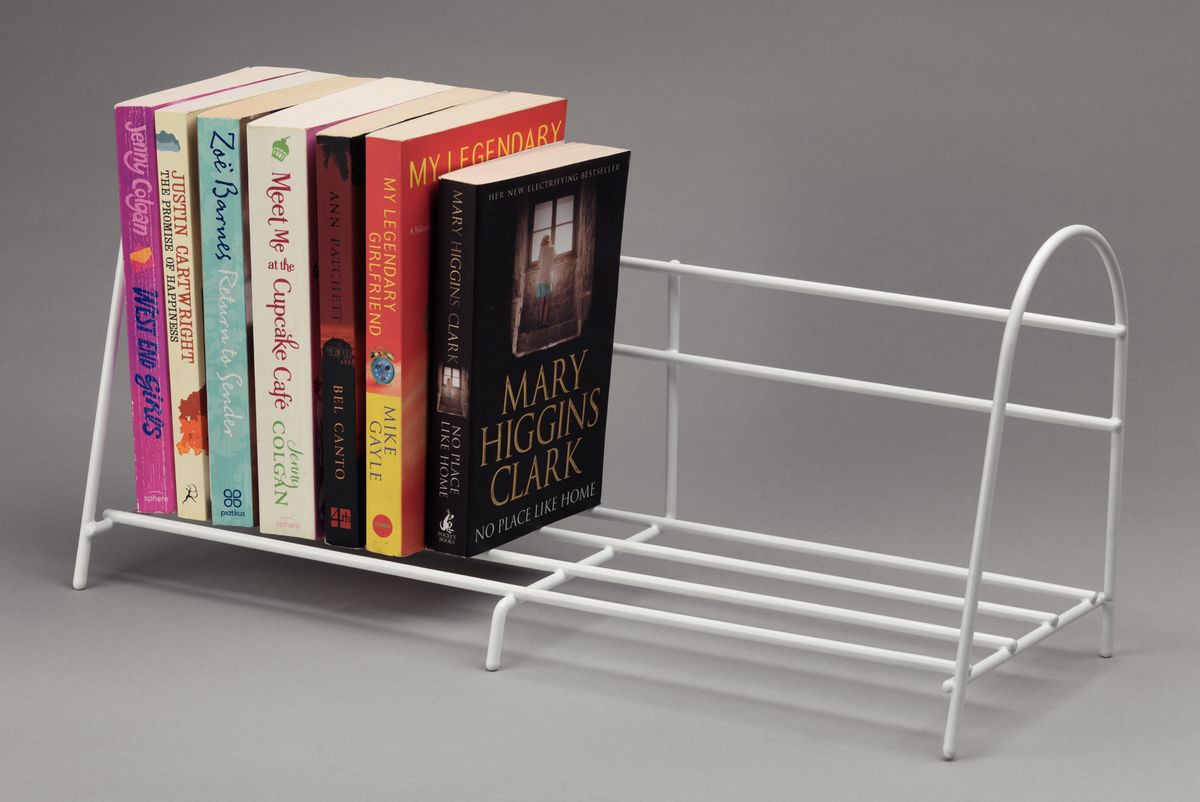 Wire Book Rack Gresswell Specialist Resources For Libraries