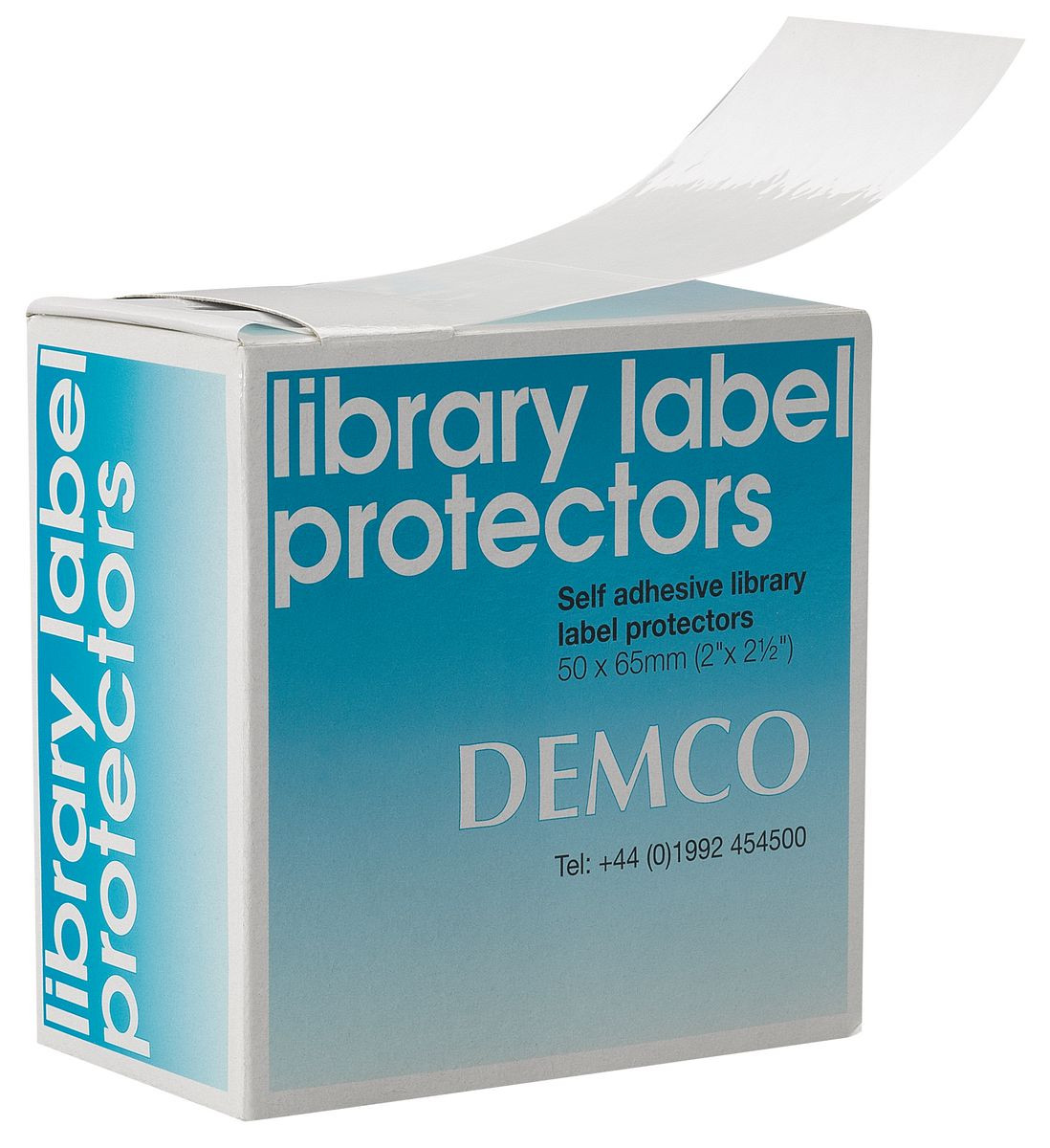 demco label template.html