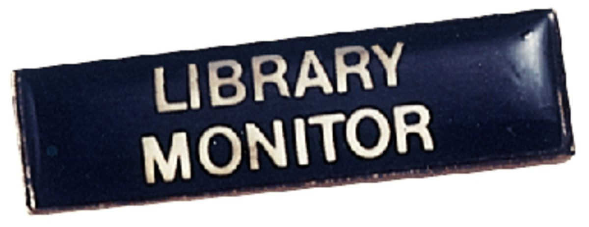 Library Badges Gresswell Specialist Resources For Libraries