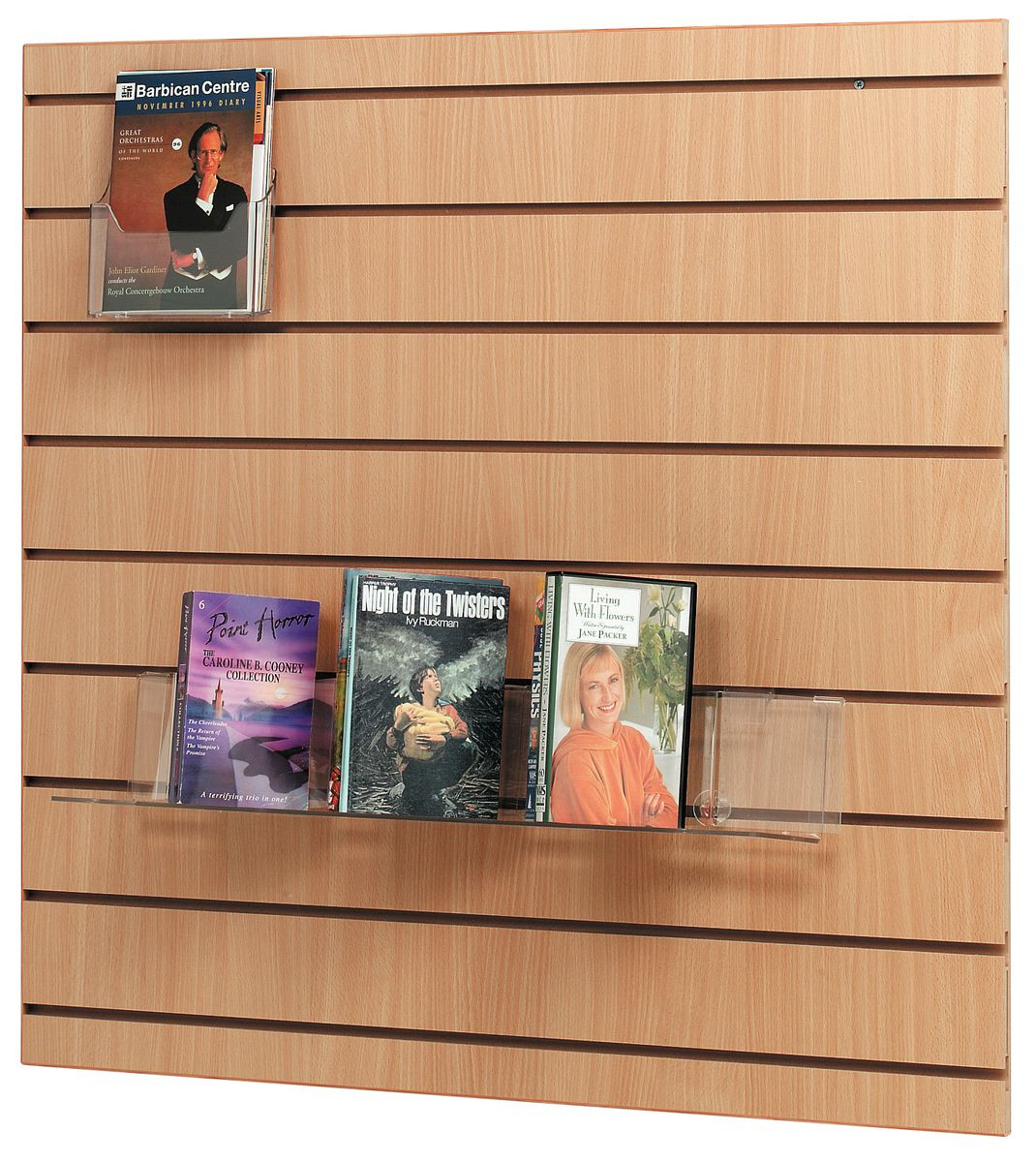 Slatwall Display Panels Gresswell Specialist Resources