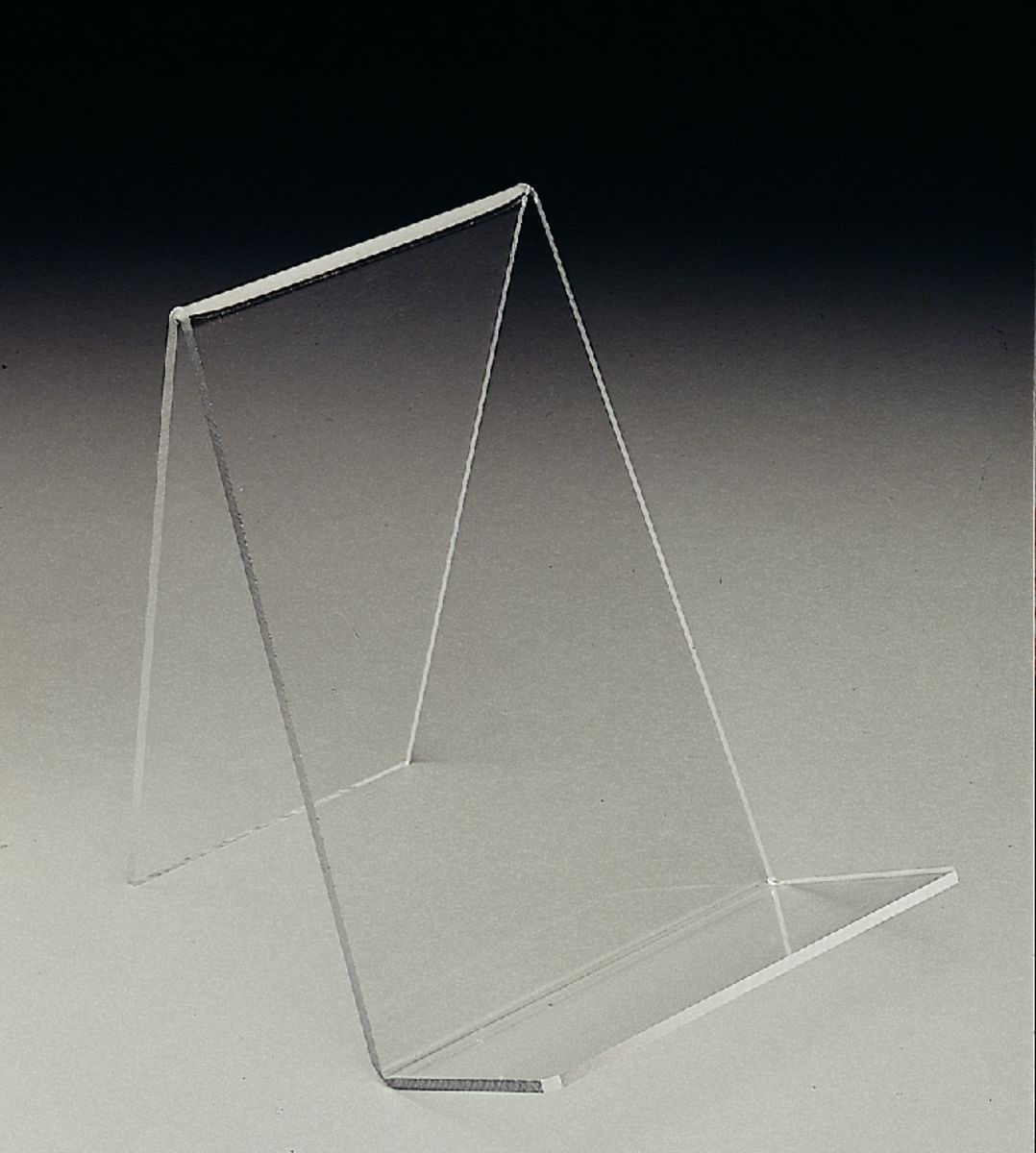 Acrylic Book Stands Gresswell Specialist Resources For Libraries