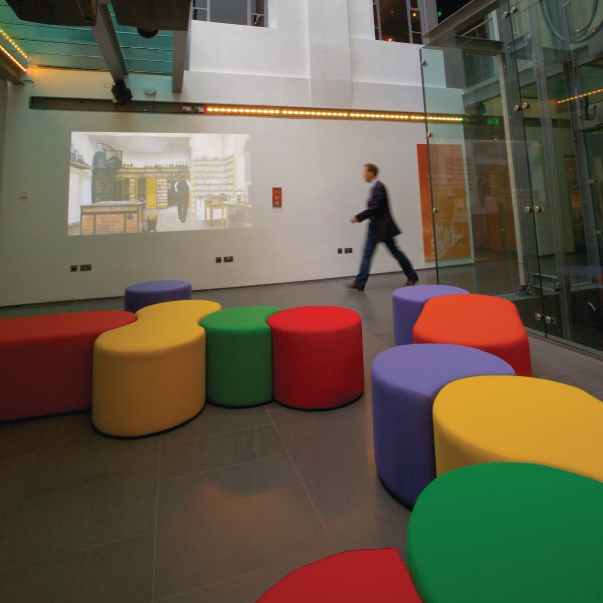 Dot Dash Modular Seating Gresswell Specialist Resources