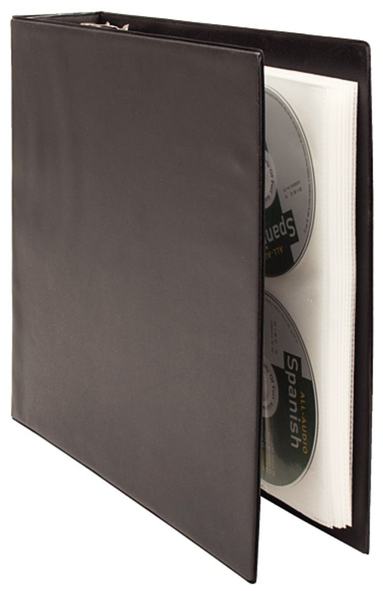 Cd Dvd Binder Gresswell Specialist Resources For Libraries