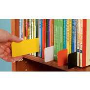 Demco® Coloured Shelf Markers
