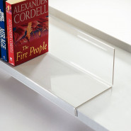 Acrylic Bookshelf Adaptor
