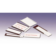 Magnetic and Self-adhesive Label Holders