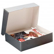 Clamshell Storage Box