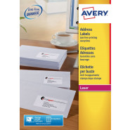 Avery® QuickPEEL™ White Address Labels