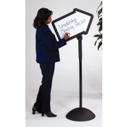 Double-sided Shaped Signs