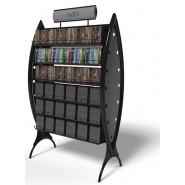 Rocket Multimedia Display Stand