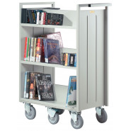 Demco® Titan Book Trolley