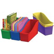 Interlocking Book Bins
