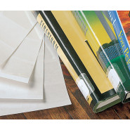 Demco® Label Protectors on Sheets