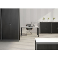 Demco® Metal Tambour Door Cupboards
