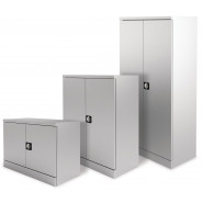 Demco® Metal Double Door Cupboards