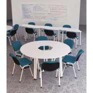 Telford Segment Tables