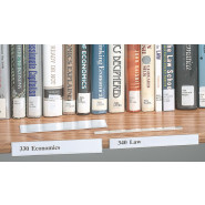 Demco® Adhesive Shelf Label Holders