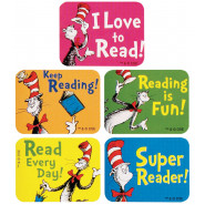 Dr Seuss™ Reading Stickers